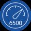 TEMPERATURA DI COLORE_ 6500 K